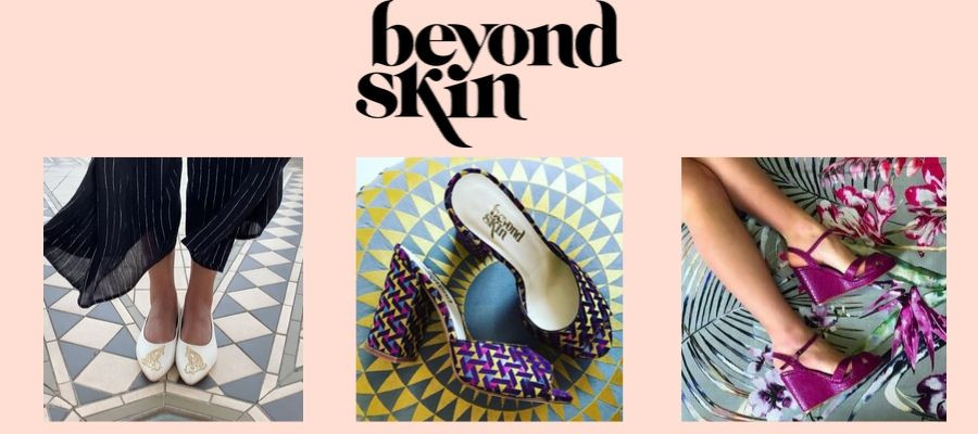 Vegan and Sustainable Shoe Brand Beyond Skin