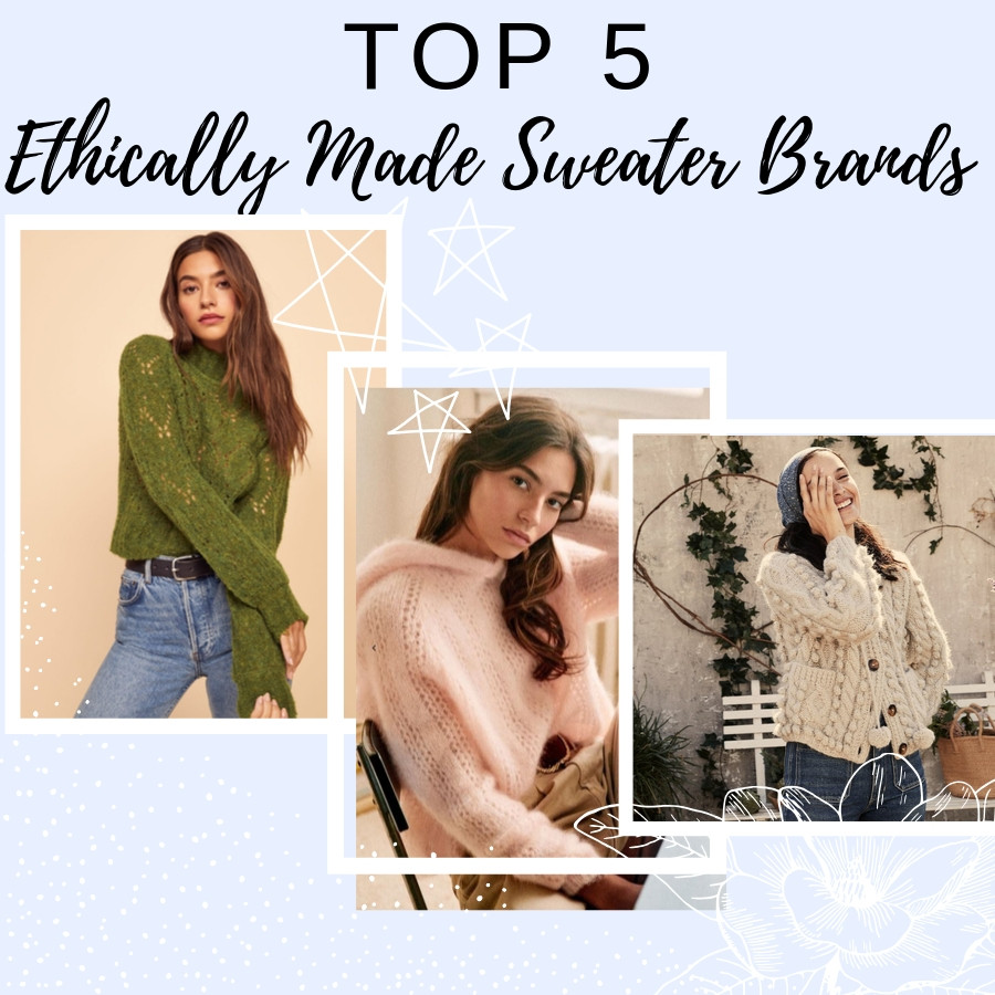 Best ethically made sweater brands
