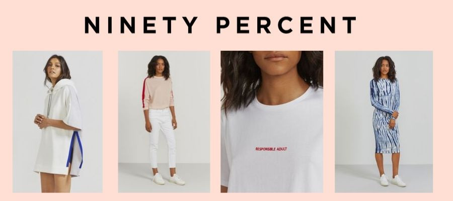 Sustainable fashion brand for active lifestyle