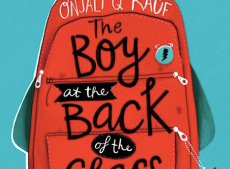 Waterstone's Children's Book of the Year announced