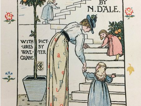 Learning to read - the Victorian way