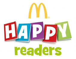 A great book giveaway with McDonald's Happy Readers