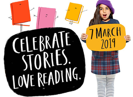 It's World Book Day!