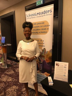 Floella Benjamin - working tirelessly for children's literacy