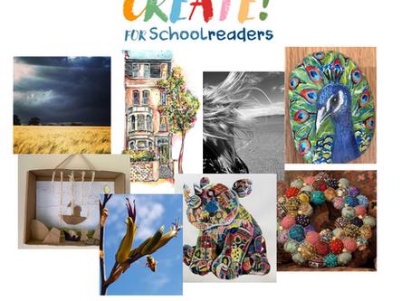 CREATE! for Schoolreaders