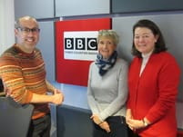Schoolreaders on BBC 3 Counties Radio