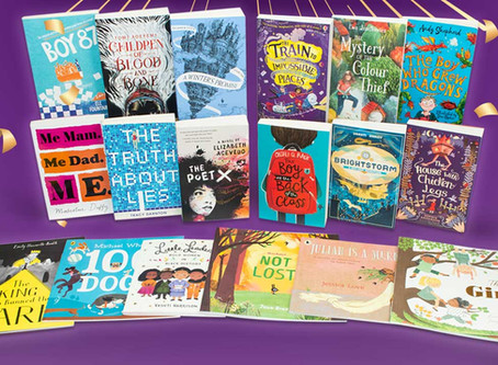 Shortlist for the Waterstone's Children's Book Prize announced