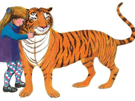 """I'm Judith Kerr; I do picture books"""