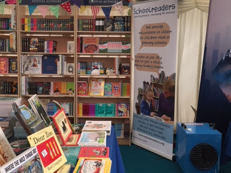 Bee Boy buzzes into Oxford Literary Festival