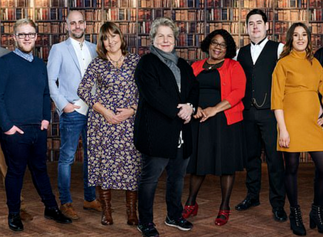 Sandi Toksvig puts the spotlight on adult illiteracy in 'The Write Offs', a new 2-part TV show