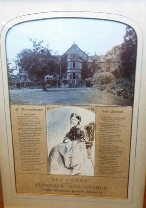 Lea Hurst and Florence Nightingale