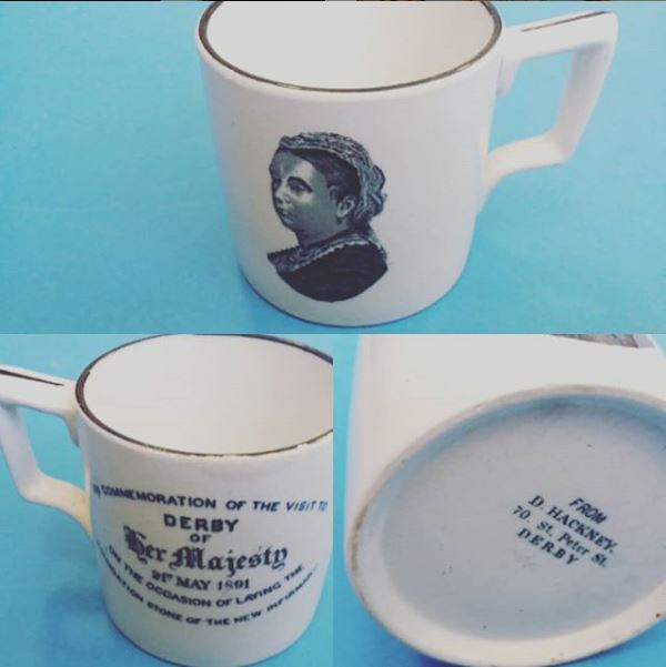 Commemorative Mug