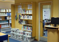 Library Office - Burton