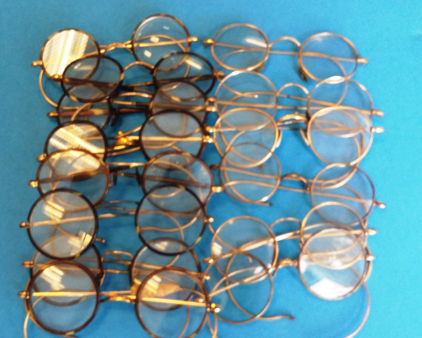 Wire Framed Glasses
