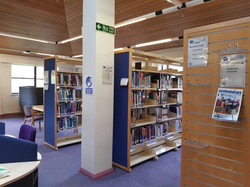 QHB Library book collection