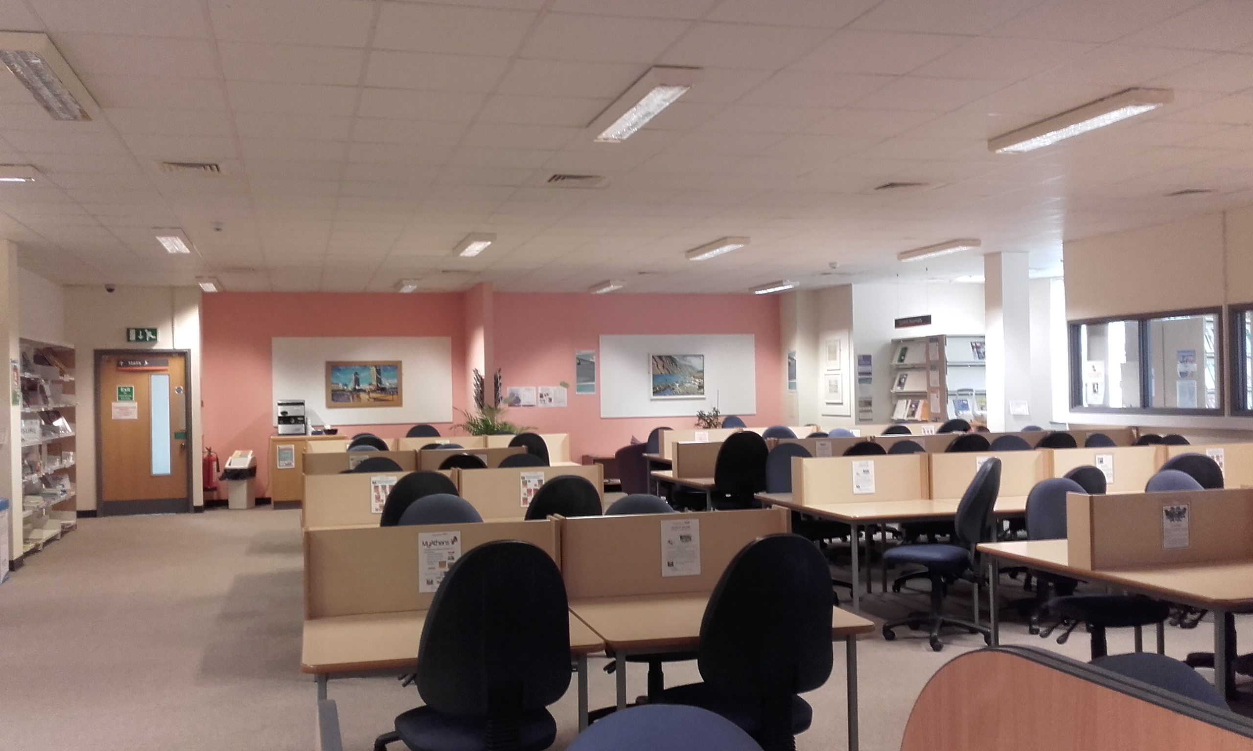 Study Area - Derby