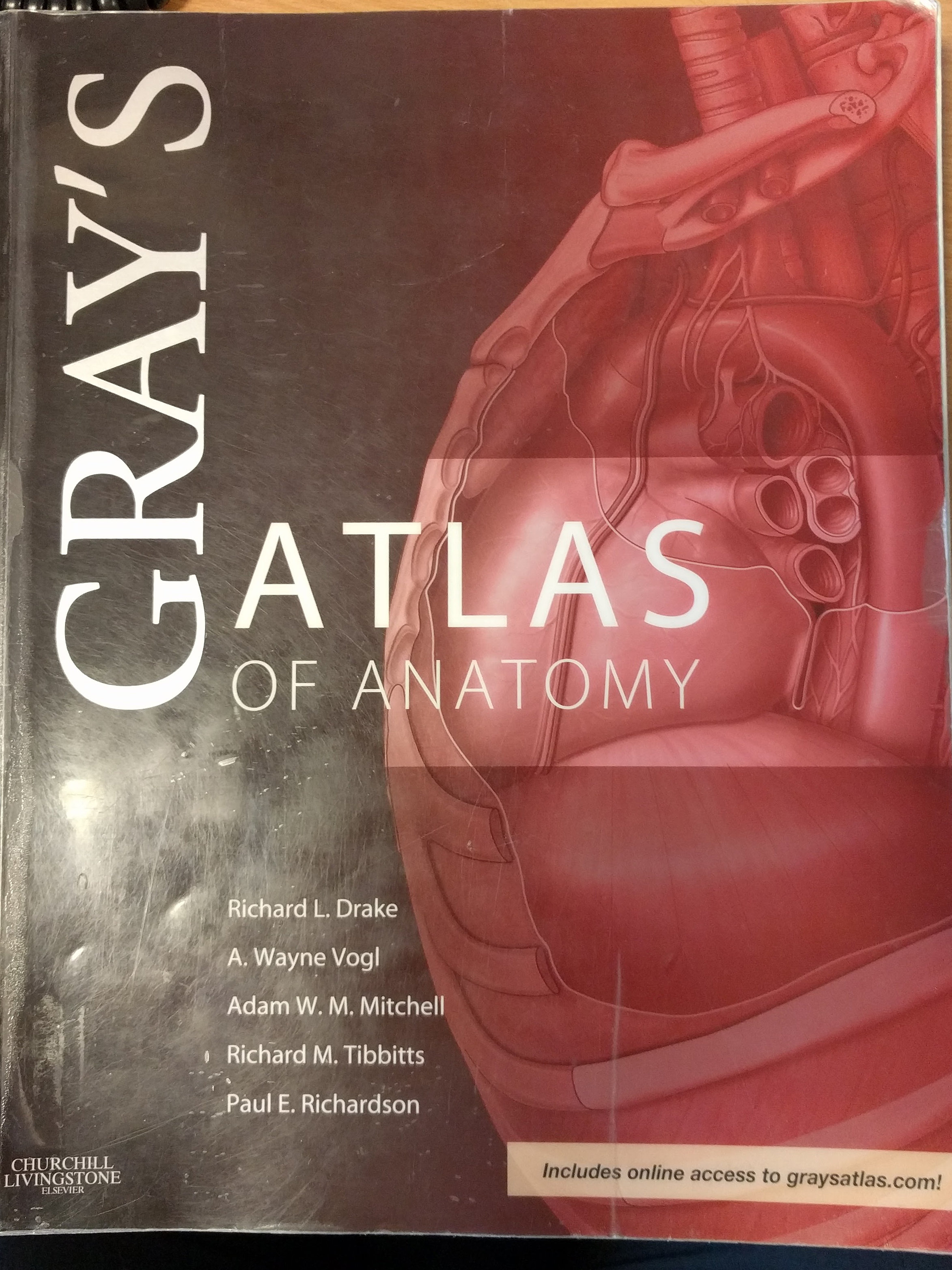 Gray\'s Atlas of Anatomy 1st Edition, (Gray\'s Anatomy)