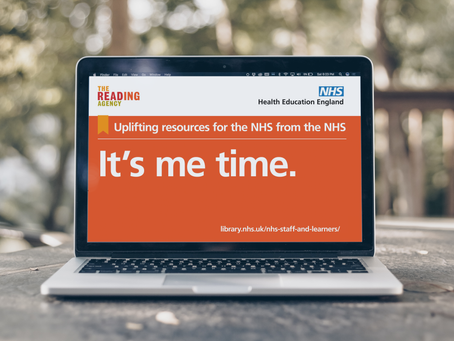 Health Information Week - Uplifting Resources - Wednesday 7th July