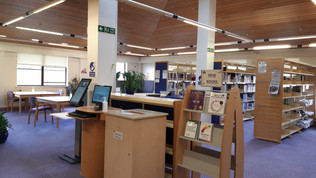 24 hours access is back at QHB Library!