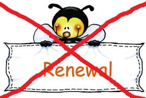 Automatic Renewals Now Ended