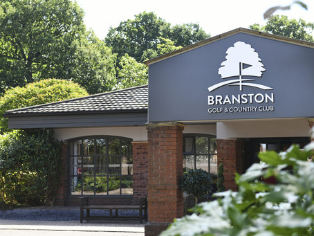 Win a day at Branston Golf & Country Club!