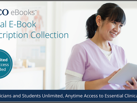 Resource of the Month for September: EBSCO e-books