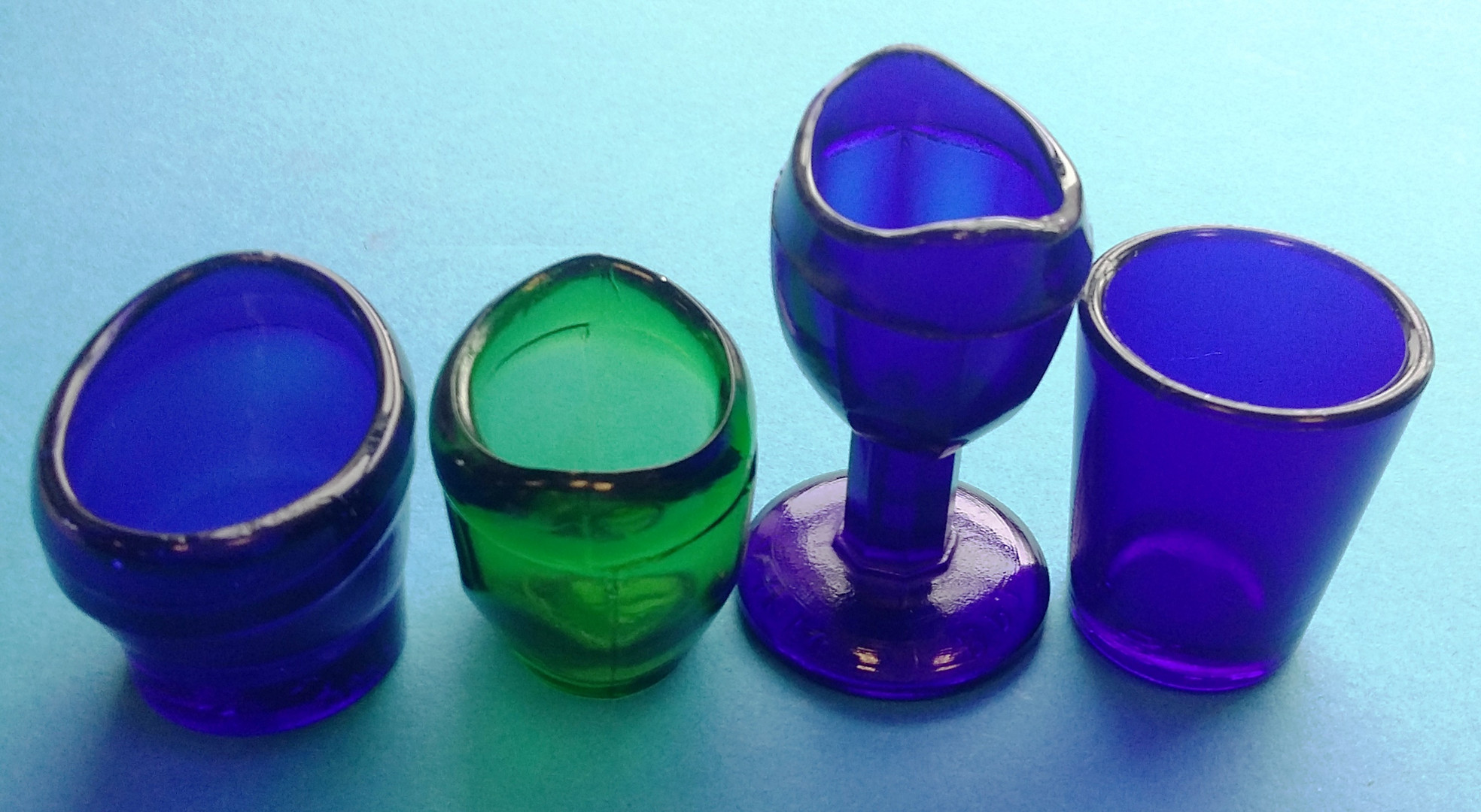 Eye Baths (Coloured Glass)