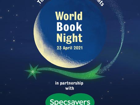 23rd April - World Book Night!