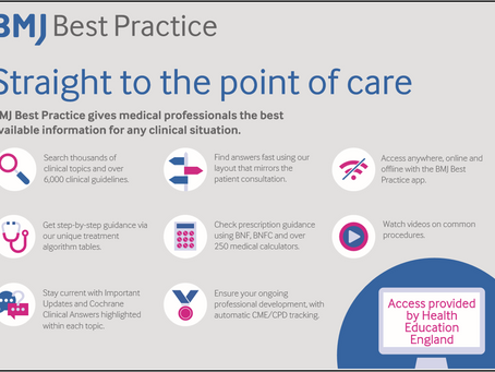 Resource of the Month for November: BMJ Best Practice