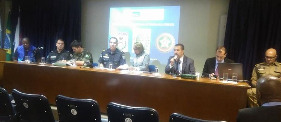 Apresentação do novo comandante do 2º Batalhão da PM