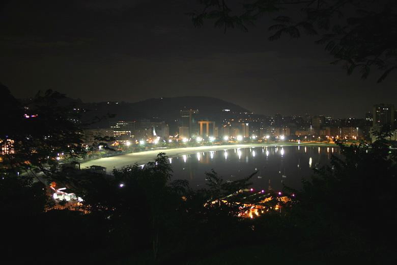 Vista noturna
