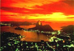 Botafogo à noite
