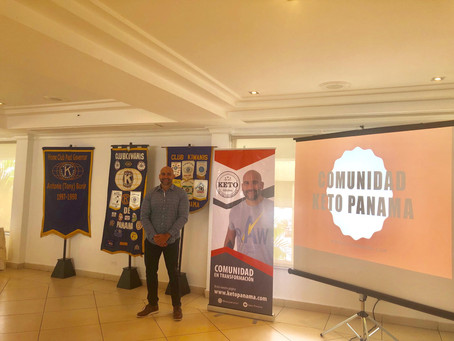 Keynote Speaker en Evento de Kiwanis Panamá