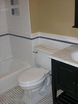 Custom Shower and Wall tile