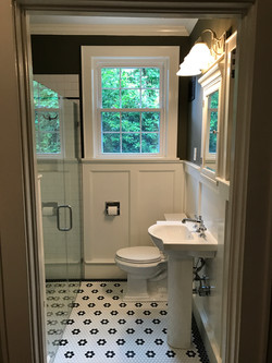 Coleman Street Bathroom