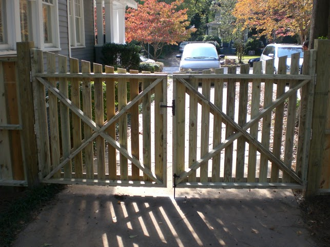 Custom Gate