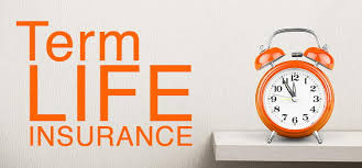 "Term life insurance is basically a ""no frills"" type of life insurance. It is  a life insurance for a specified duration limit, or time. You buy a specific  amount of coverage for a specific time period by signing a contract."