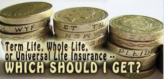 Before deciding between term and universal coverage, consumers need to determine whether or not life insurance is actually needed. If so, term provides coverage for a set period of time at a lower cost. Universal offers long term coverage with a built in savings plan.