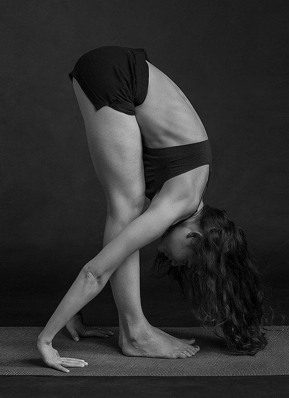 Yoga pince posturale