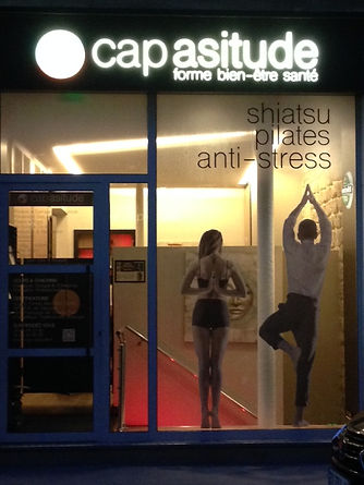 Espace Cap Asitude 36 rue de Laborde Paris 8