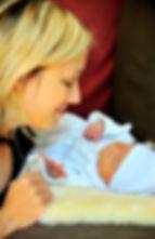 Shiatsu maman et bébé