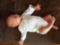 Shiatsu bébé