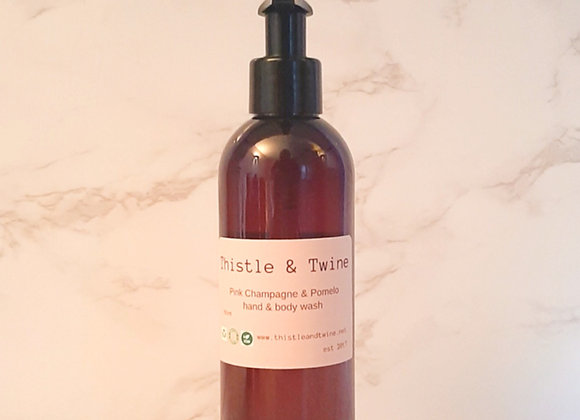 Pink Champagne & Pomelo Hand & Body Wash 250ml ( lotion sold separately )