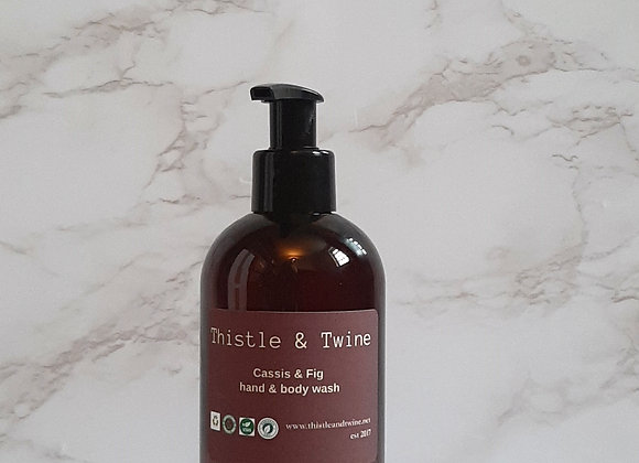 Cassis & Fig hand & body wash 250ml