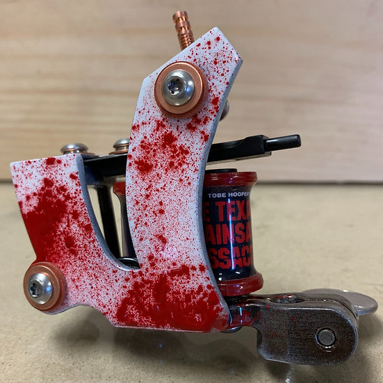 The Texas chainsaw massacre sharpie liner