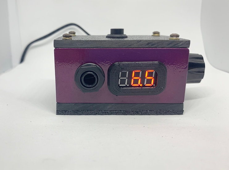 Purple Apollo pocket rocket power supply