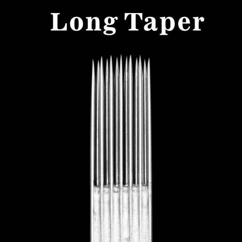 #12 curved long taper mags bloodmoney needles