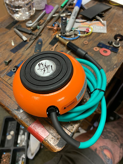 A better gem foot pedal