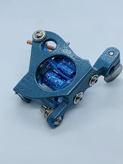 Trans light blue metal flake 5/7/9 everyday power liner