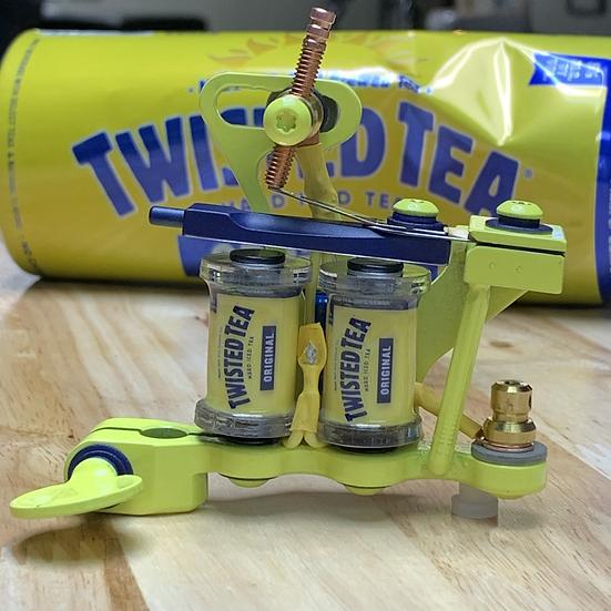 Twisted tea sharpie liners